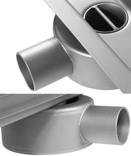 Steel Siphon Slim